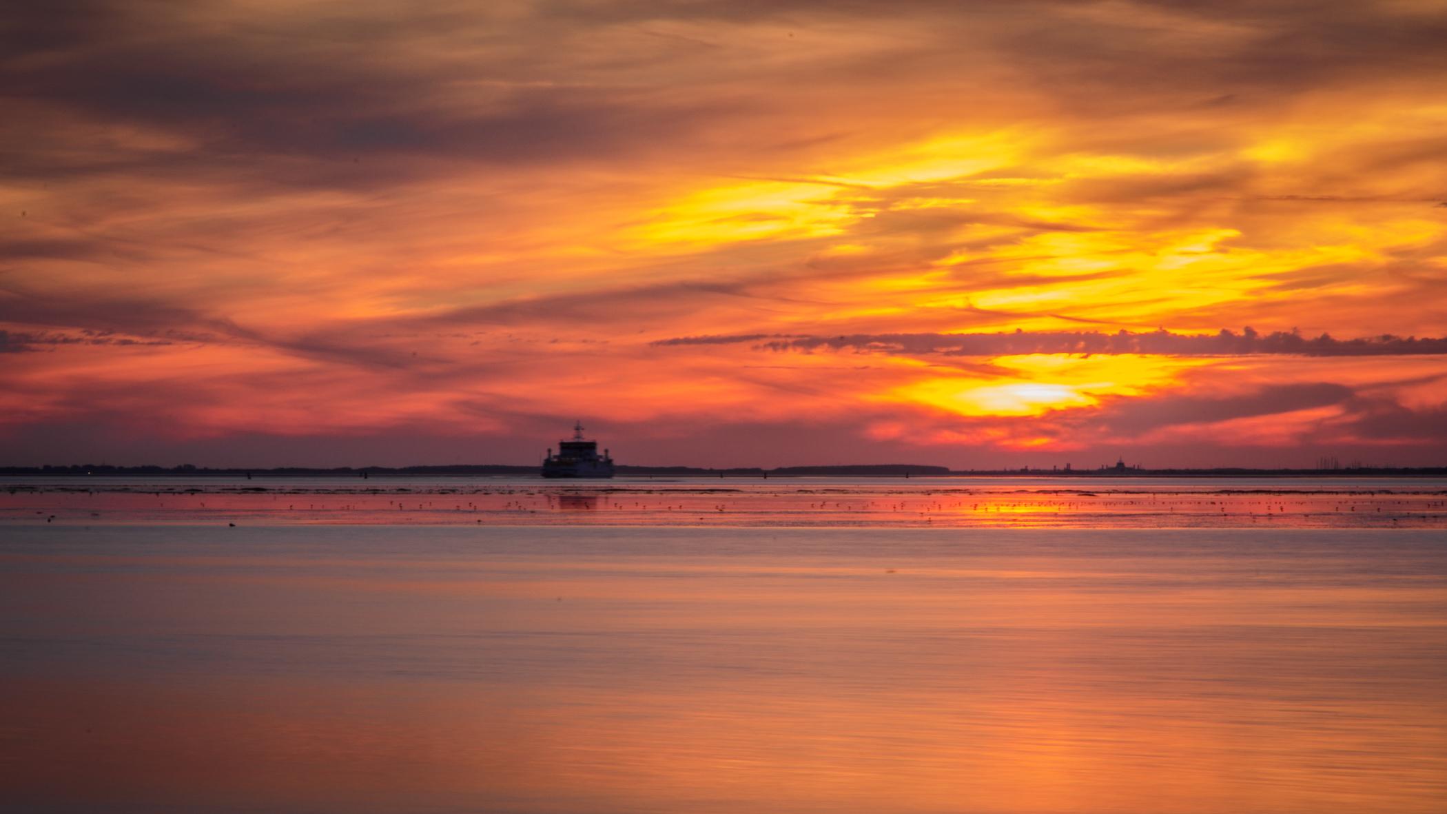 Sunset – Sunrise