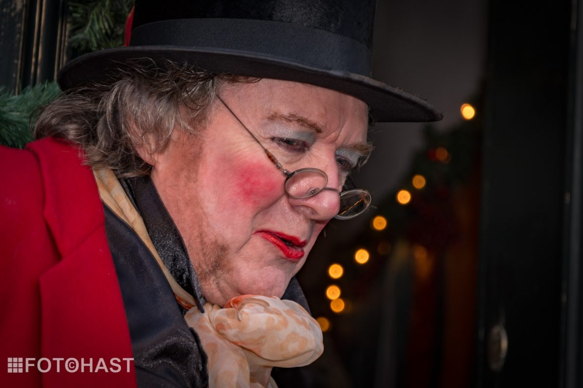 Dickensfestijn in Deventer