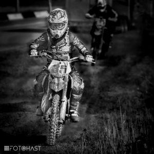 Motorcross bij De Kuil bij IJmuiden.